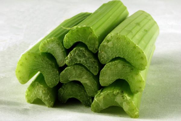 selery, vegetables