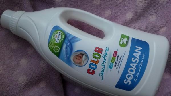 sodasan sensitive baby laundry