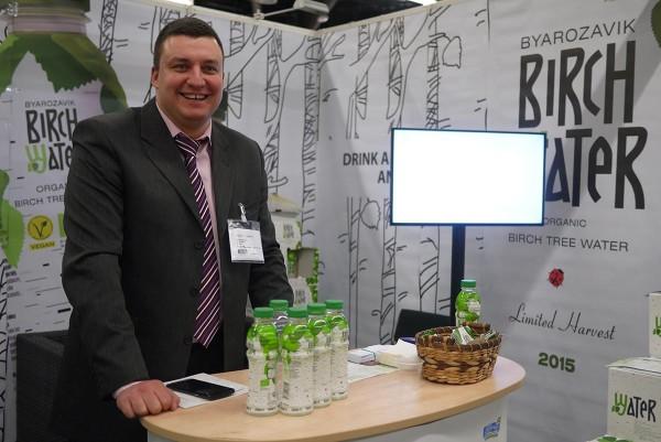 Белорусский березовый сок
