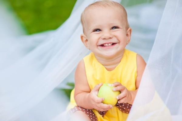 child apple bio organiv veggie