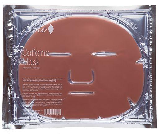 100 pure coffee mask