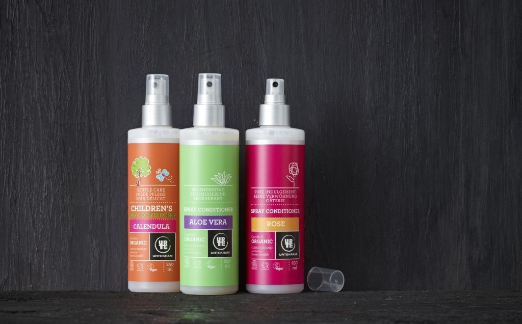 spray conditioner urtekram