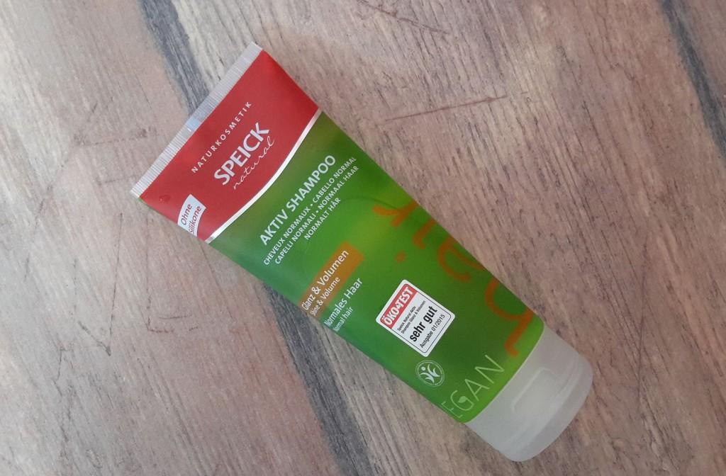 speick shampoo