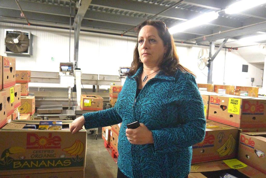 Джоанн Дуайер, Regional Food Bank