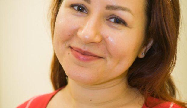 Кристина Бурая