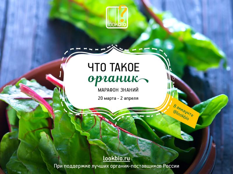 organic marafon lookbio