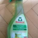 """Очиститель для ванны и душа """"Зеленый виноград"""""""