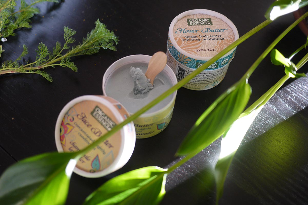 organic essence butters