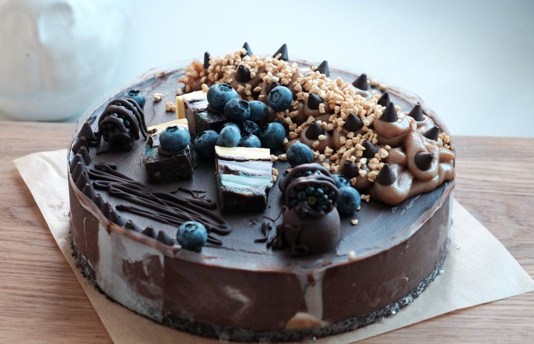 Торт на заказ, 2 кг, 10000р.