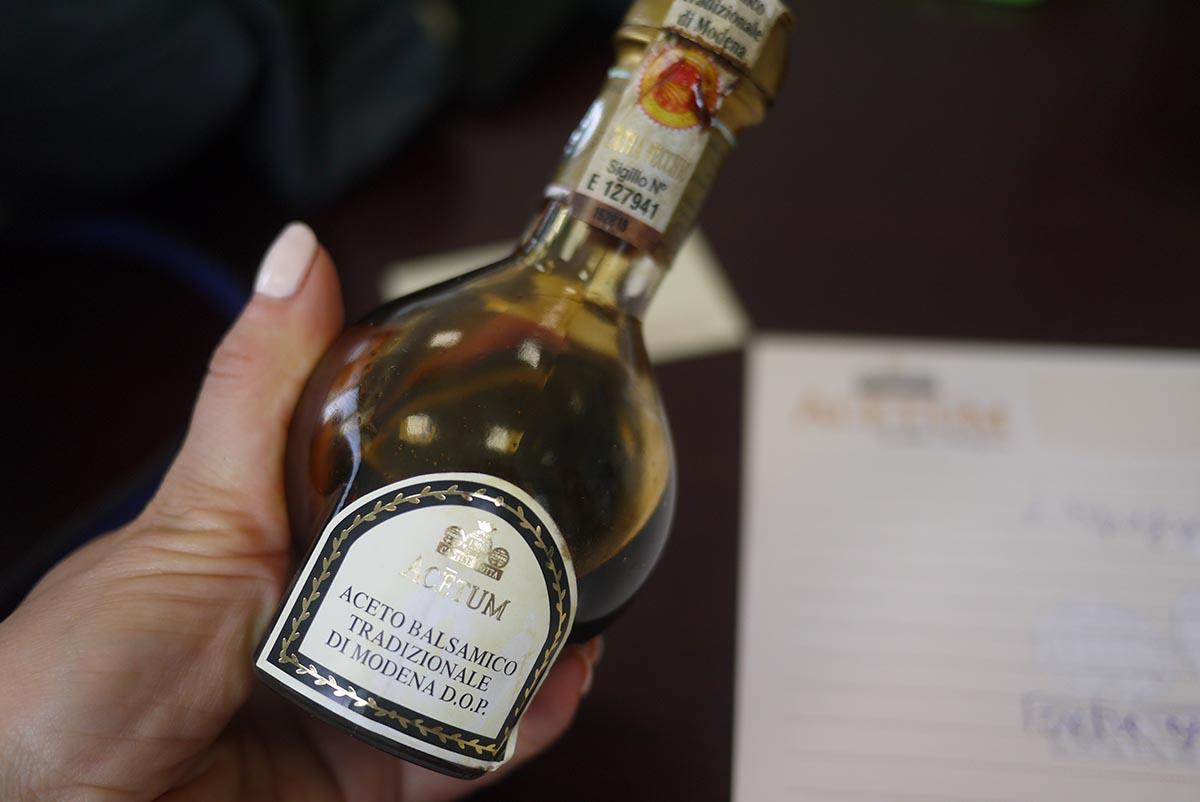 balsamic vinegar traditional