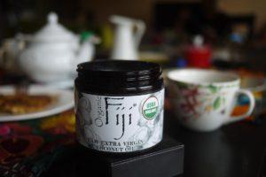 organic fiji coconut oil