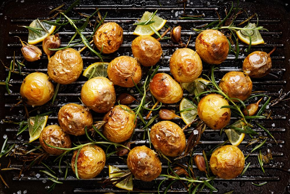 potato roasted