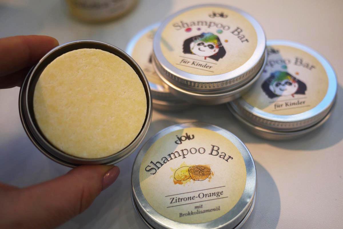 joly shampoo bar vivaness