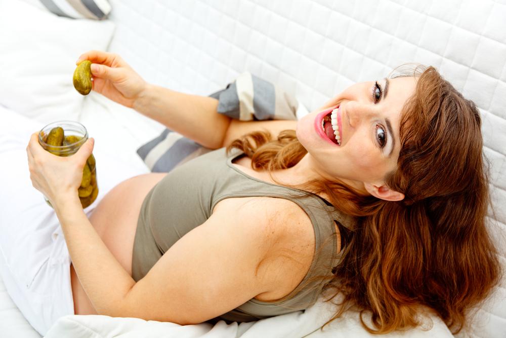 Питание в беременность