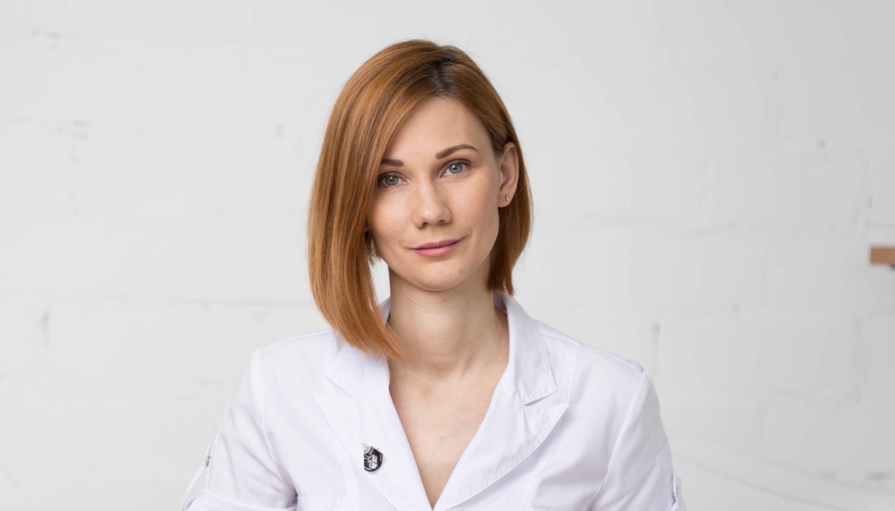 Елена Лейхнер, акушер-гинеколог, кандидат медицинских наук