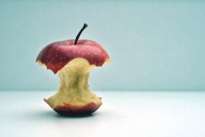apple-leftovers