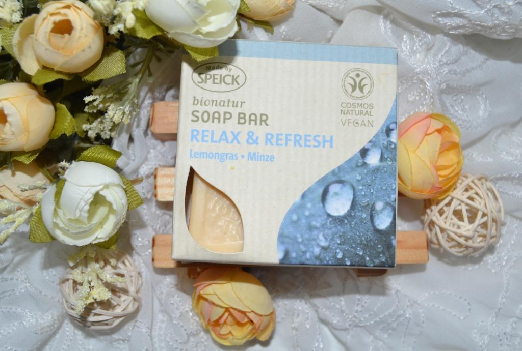 SPEICK soap