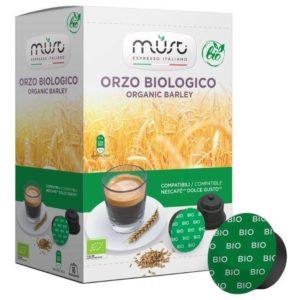 Must organic barley