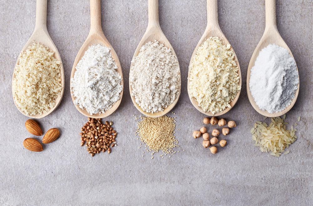 no gluten flour