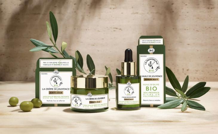 Первый органический сертифицированный бренд, созданный L'Oreal
