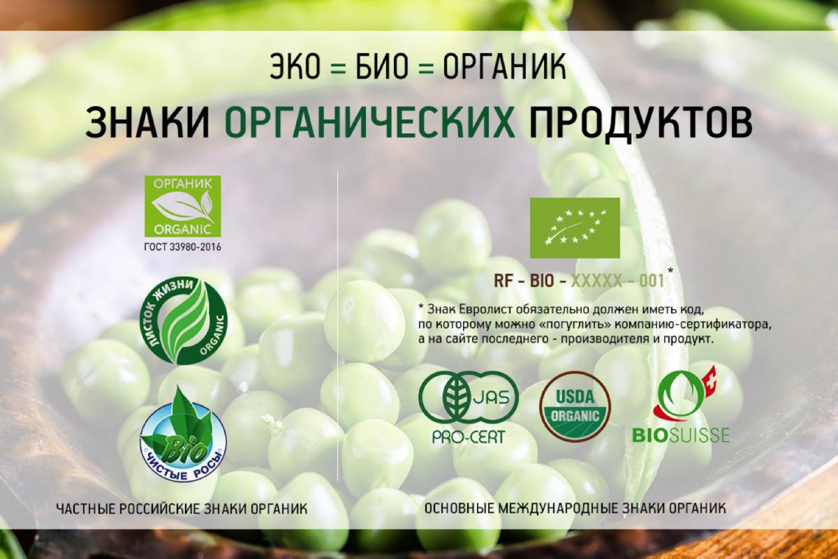 organik markirovki
