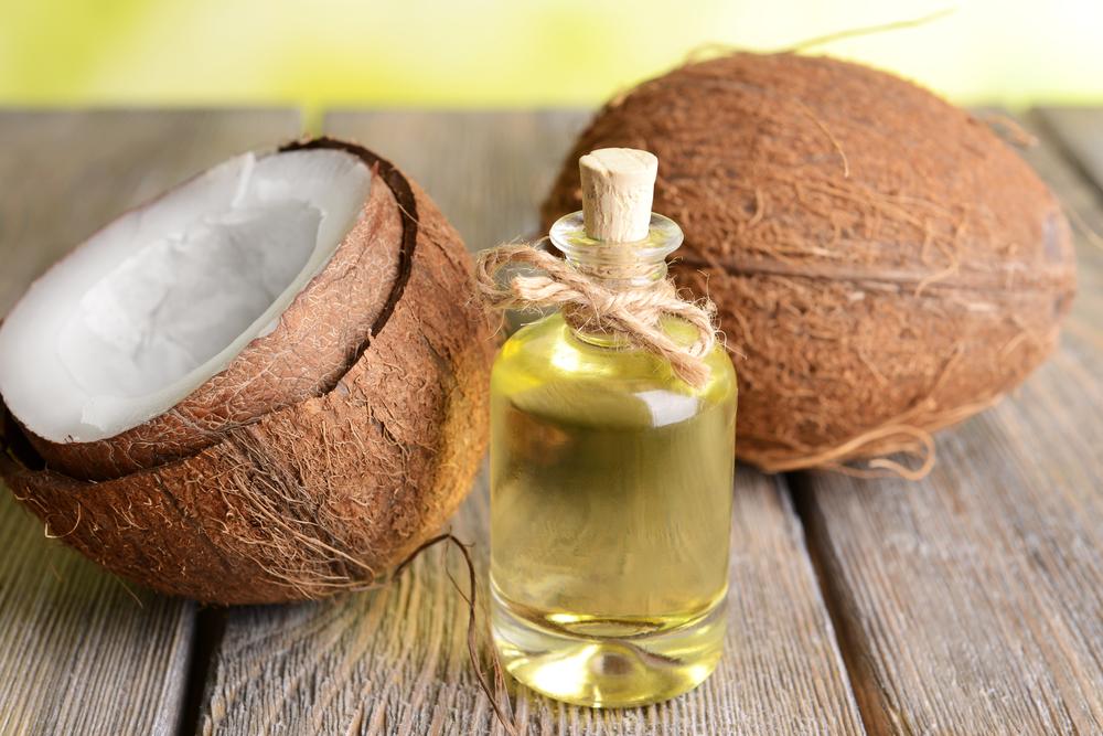 coconut kokos oil uksus vinegar