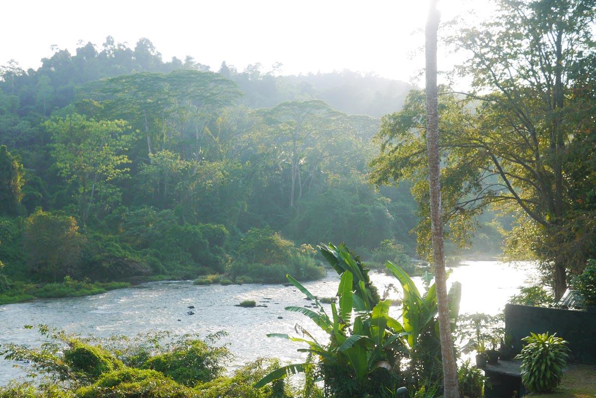 в горах Шри-Ланки встречаются места изумительной красоты