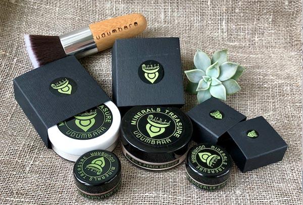 udumbara mineral makeup