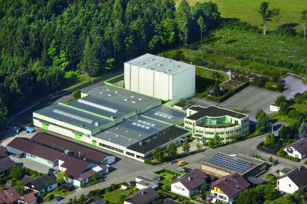 Завод Borlind в Германии