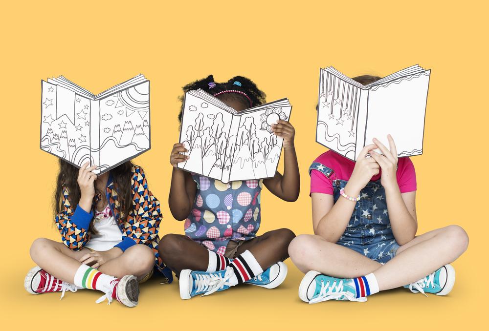 children deti kniga chitat