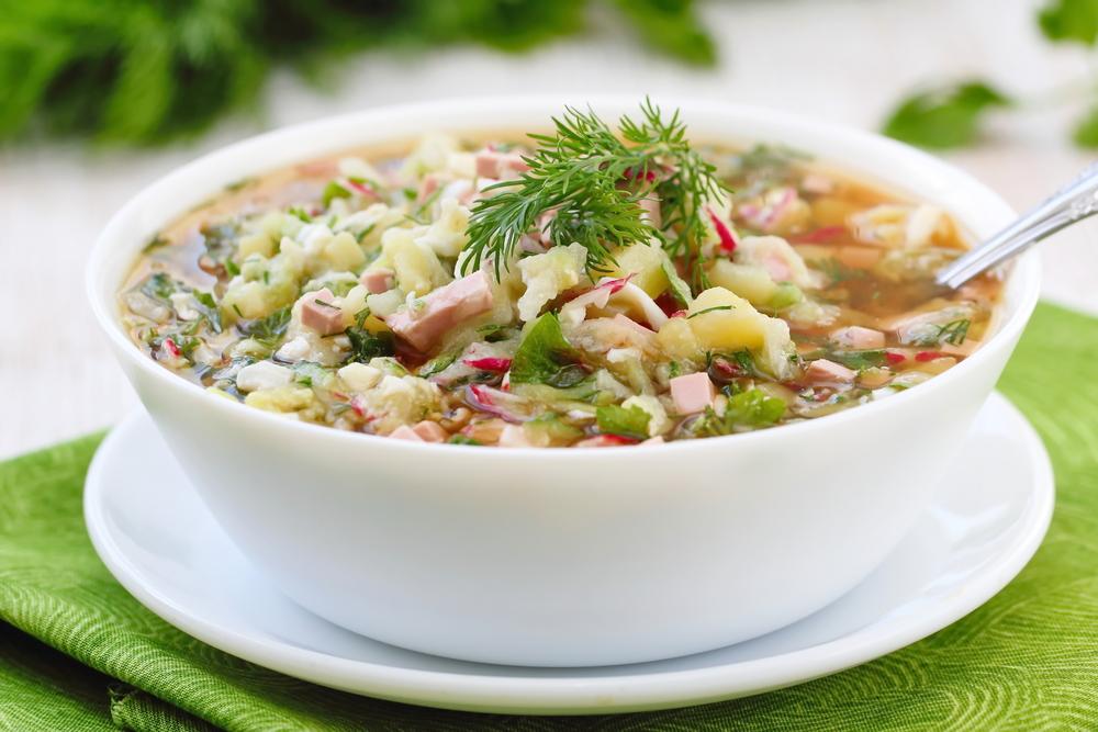 okroshka holodniy sup soup