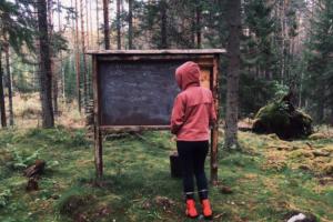eco camp finland