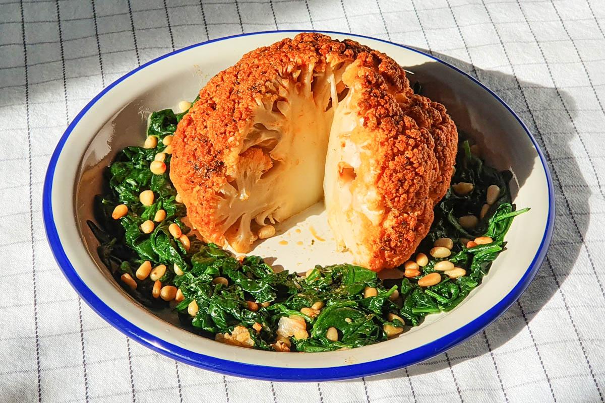cauliflower, recipes