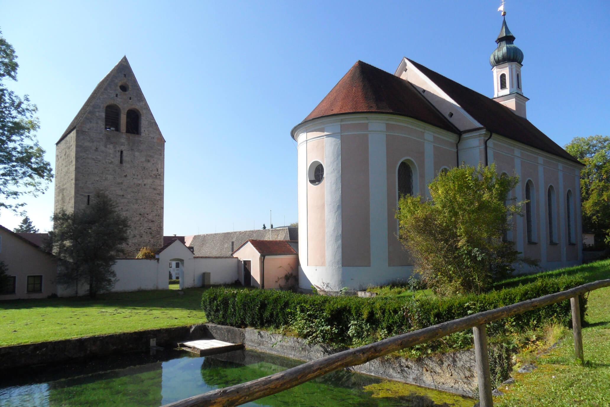 Монастырь Вессобрунн