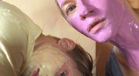 alginatnye maski smorodina