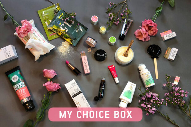 косметичка бокс choice box