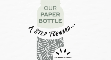 paper bottle coca cola adez