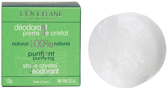 кристалл L'Occitane