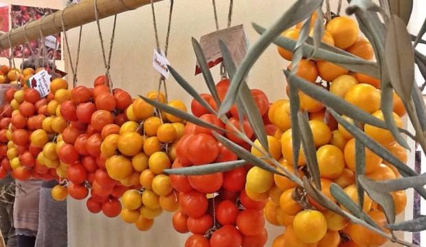 Италия: сертифицированные био-помидоры из Пулии