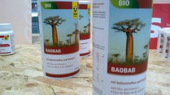 Пудра (порошок) из коры баобаба - новый суперфуд