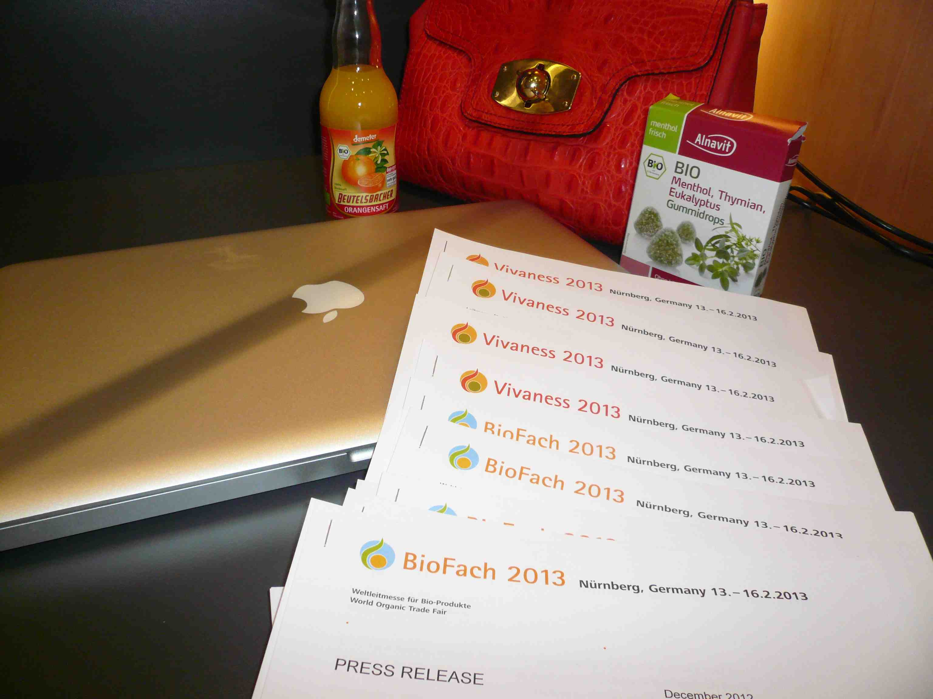 biofach press center