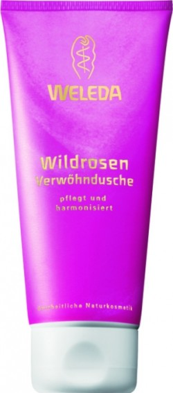 weleda rose schower cream