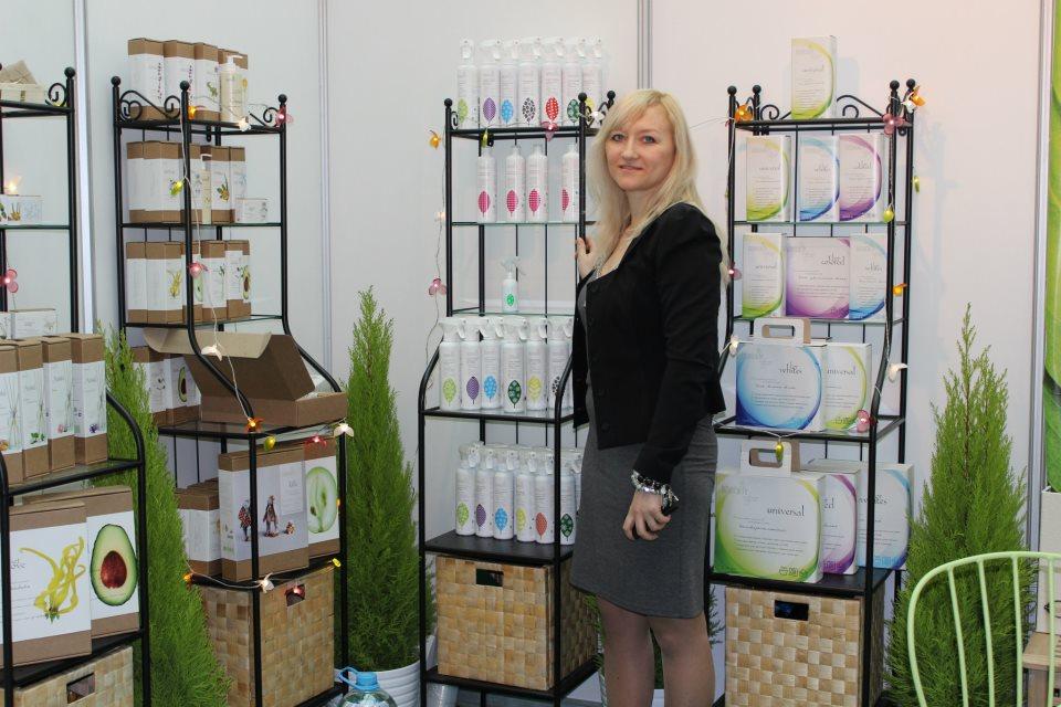 botanicalife booth