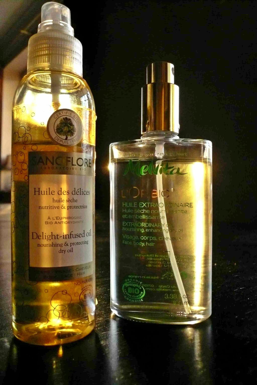 oils sanoflore melvita