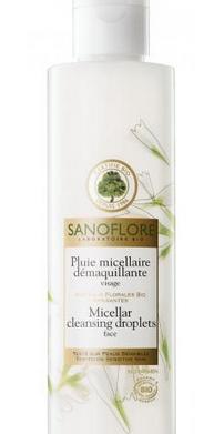 sanoflore micellar water