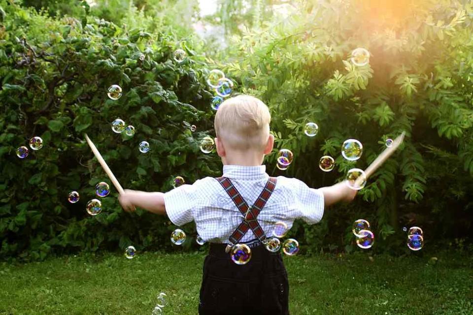 bubbles boy lr
