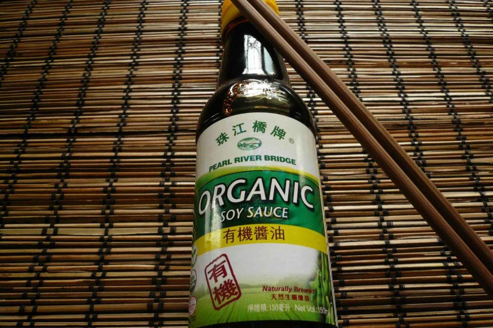 organic soy sauce lr