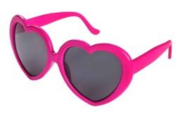 Glasses heart