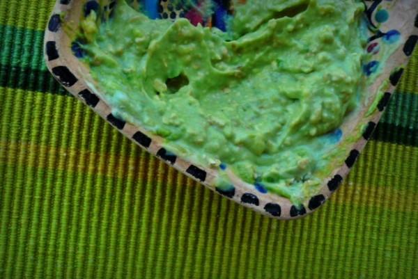 маска из авокадо готовая