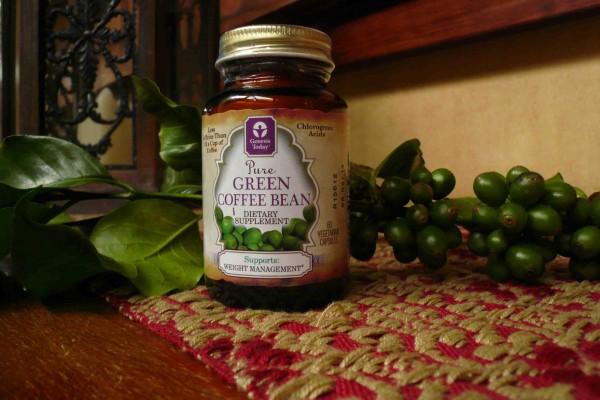 Экстракт зеленого кофе в капсулах